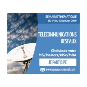 campus channel visuel formations télécommunications réseaux