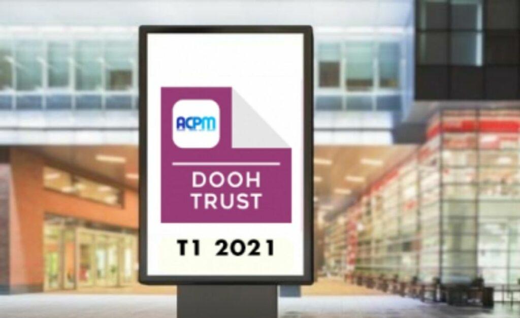 Dooh Trust T1 2021 ACPM