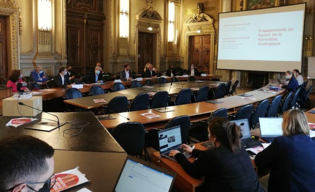 Collectif des Professionnels de la Communication Extérieure contre le RLP Grand Lyon