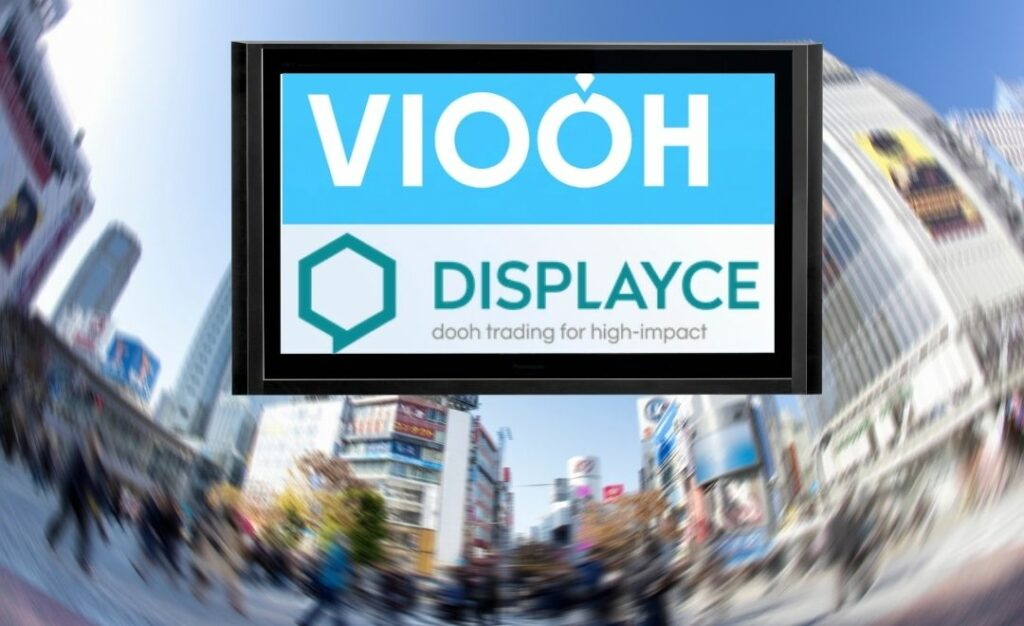 Viooh JCDecaux Displayce