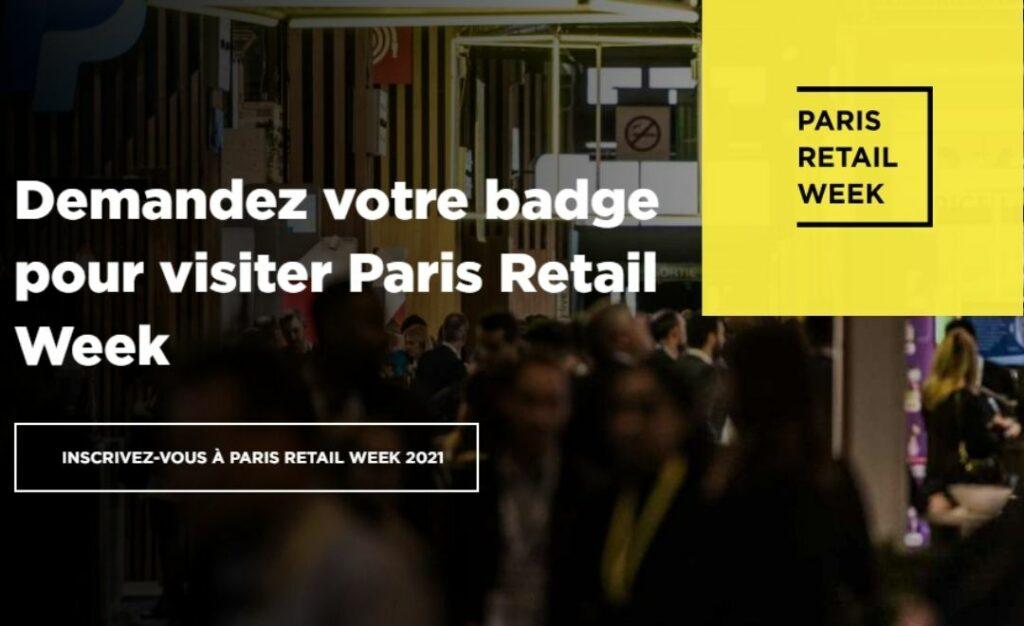 Paris Retail Week 2021