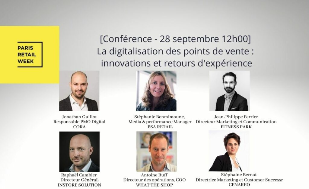 Conférence Club Digital Media PRW 2021